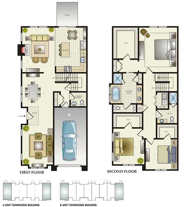 The Jubilee Floor Plan