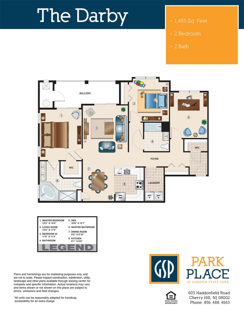 The Darby Floor Plan