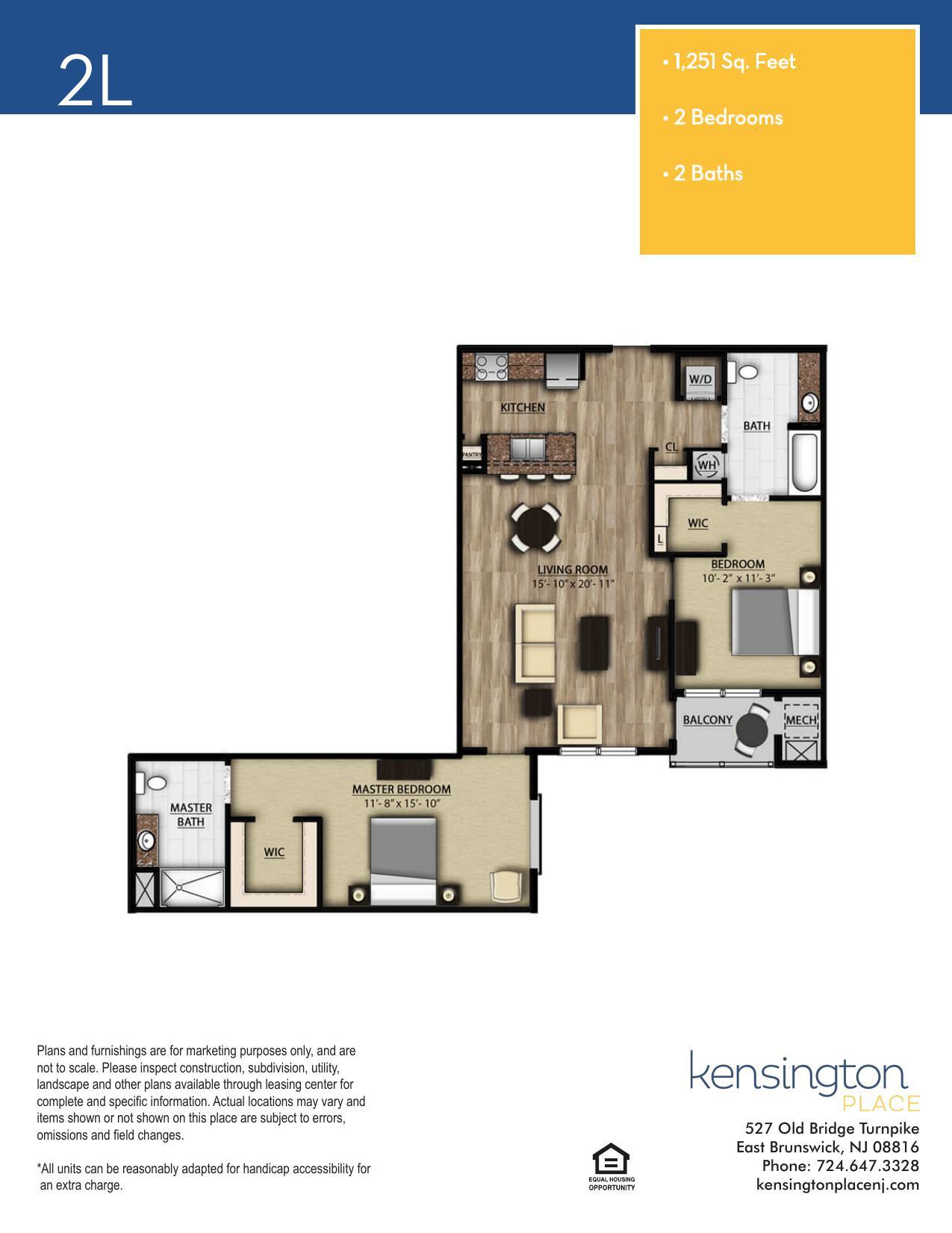 2L Floor Plan