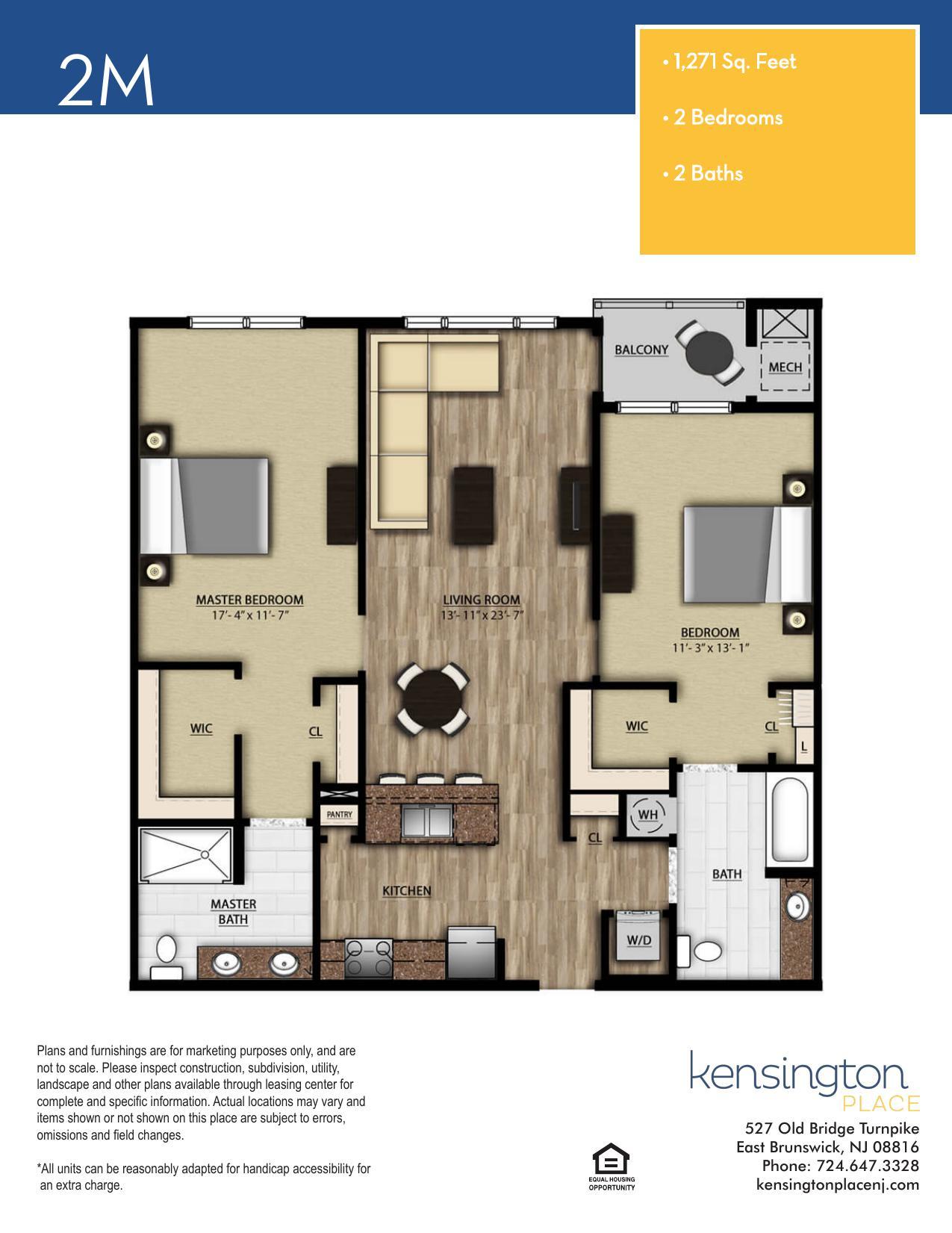 2M Floor Plan