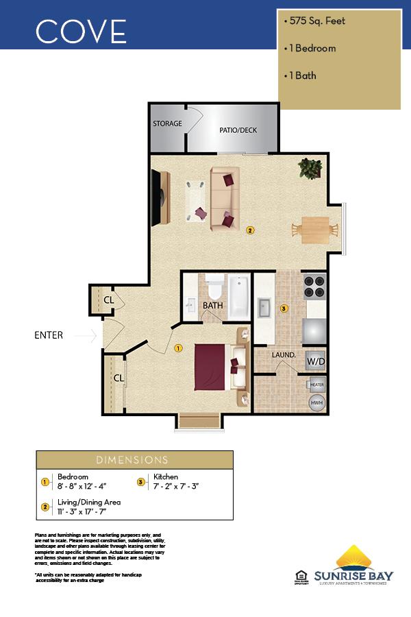 Cove Floor Plan