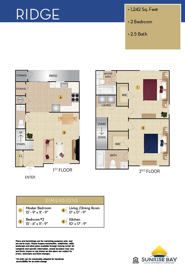 Ridge Floor Plan